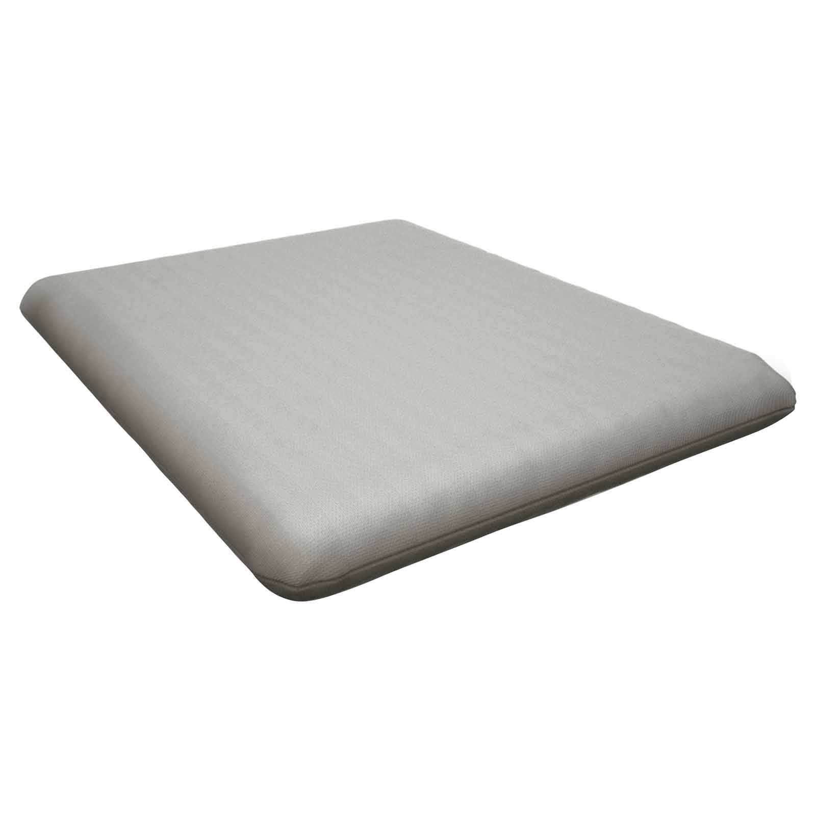 POLYWOOD® Sunbrella 17 x 20 in. Dining Chair Seat Cushion
