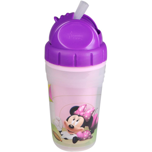 The First Years Disney Minnie Mouse Insulated 9-oz Straw Cup
