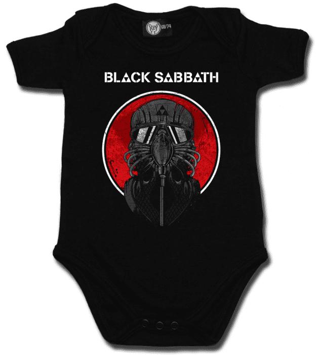 Black Sabbath Unisex Baby Tank Romper ~Cool 18 Months