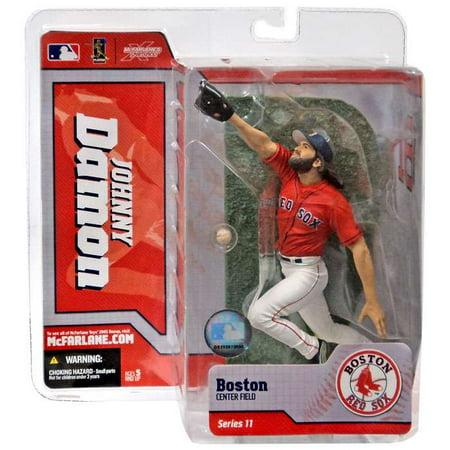 (McFarlane MLB Sports Picks Series 11 Johnny Damon Action Figure [Red Jersey])