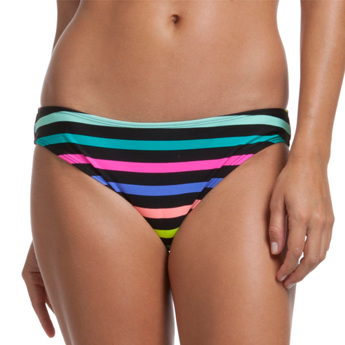 OP Juniors Swim Fun Stripe Scoop Bikini Bottom