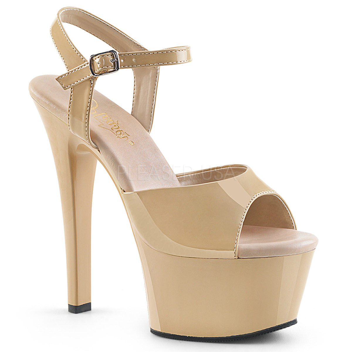 Pleaser ASPIRE-609 Economical, stylish, and eye-catching shoes