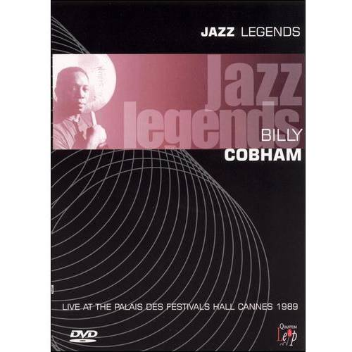 Jazz Legends: Billy Cobham - Live At The Palais Des Festivals Hall Cannes 1989
