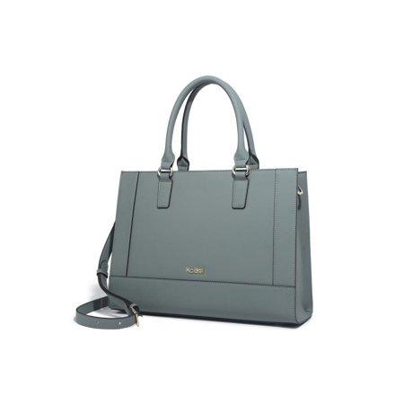 e5a8a94696 Kadell Women Elegant PU Leather Handbag Satchels Large Capacity Shoulder Bag  Tote Bags Christmas Gifts For Women Girls - Walmart.com