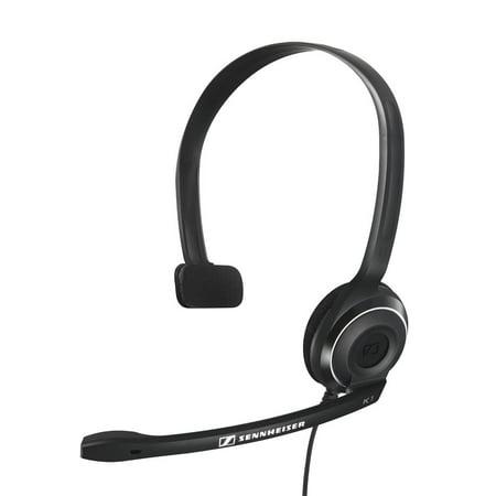 Sennheiser PC 7 Single-Sided Over-the-Head USB Headset, (Sennheiser Pc)