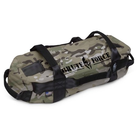 5e6f87e919 Brute Force Sandbags - Mini Sandbag - Camo - Heavy Duty Sandbag Crossfit  workout Equipment weighted bags heavy sand bags military sandbags -  Walmart.com