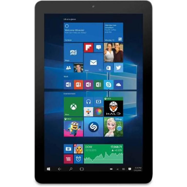 "Refurbished RCA W101V2 C Cambio 10.1"""" 2-in-1 Tablet 32GB Intel Quad Core Windows 10"