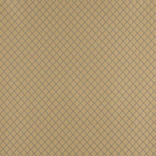 Wildon Home Diamond Jacquard Fabric