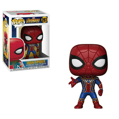Funko POP! Marvel - Avengers Infinity War - Iron Spider