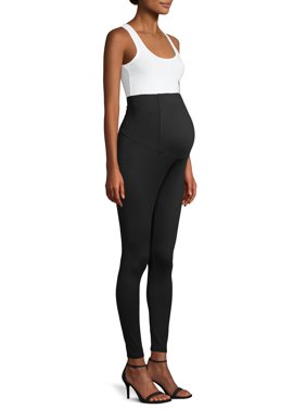 Time and Tru Maternity Active Leggings with Ruching