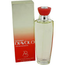 DIAVOLO Antonio Banderas 3.4 oz. EDT Spray Women's perfume NEW 100 ml NIB