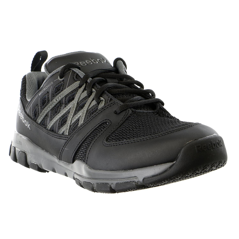ce8c1de10121 Reebok - Reebok Sublite RB4015 Athletic Work Sneaker Soft Toe Safety Shoe -  Mens - Walmart.com