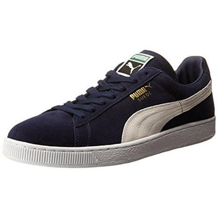 12609432b4 PUMA - PUMA Adult Suede Classic Shoe - Walmart.com