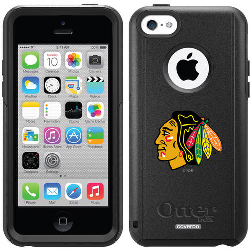 iPhone 5c OtterBox Commuter Series NHL Case