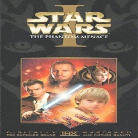 Star Wars: Episode I - The Phantom Menace [Import] [VHS Tape] [1999] (Star Wars On Vhs)