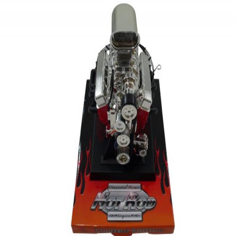 Liberty Chevy Small Block 350 Hood Scoop V8 Model Engine ...
