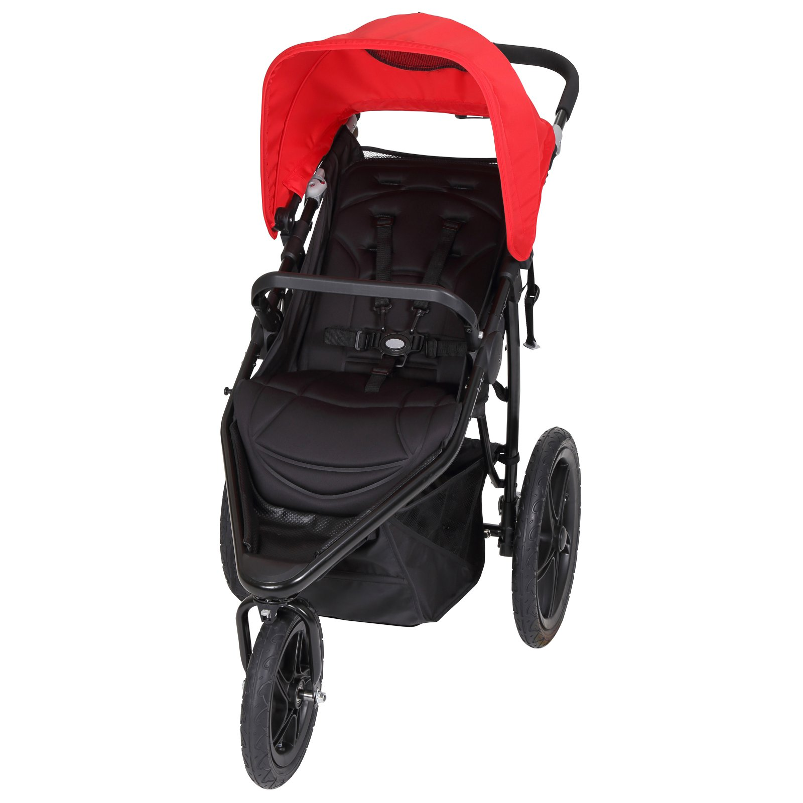 Baby Trend Stealth Jogging Stroller, Cardinal