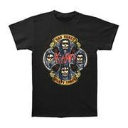 Korn Men's T-shirt Large Black