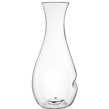 GoVino Dishwasher Safe 28 oz Decanter 7220