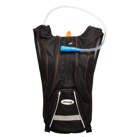 Conquer 2L Hydration Backpack W  Bpa Free Bladder  16 5  X 8 5
