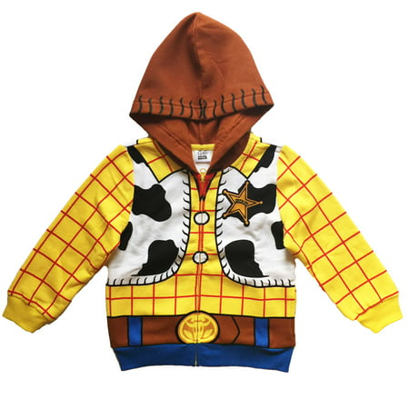 Toy Story Woody Dress Up (Disney Toy Story Little Boys (4-7) Woody Costume)