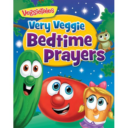 Very Veggie Bedtime Prayers (Board (Bedtime Prayer Cross)