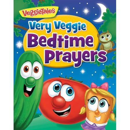 Very Veggie Bedtime Prayers (Board Book) (Veggie Tales Halloween)