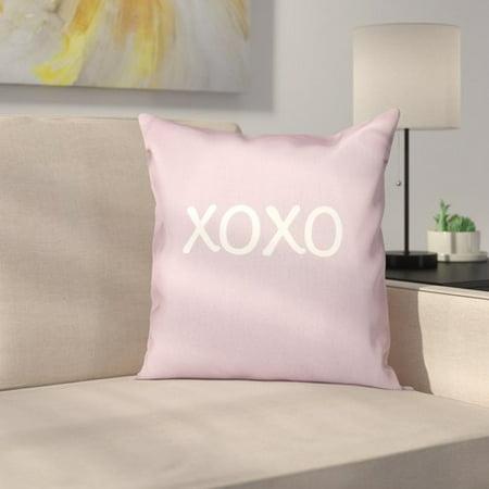 xoxo furniture. Latitude Run Forest River XOXO Throw Pillow Xoxo Furniture