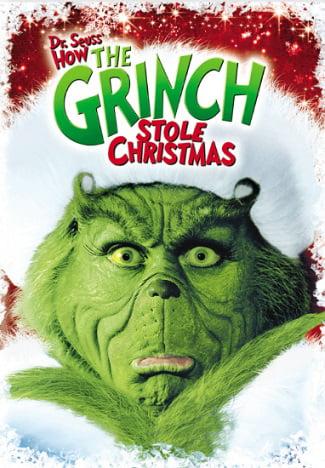 How The Grinch Stole Christmas (DVD) - Walmart.com