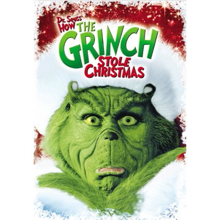 How The Grinch Stole Christmas (DVD) ()