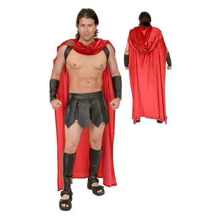 Adult Spartan Warrior Costume - Mens Greek Spartan Warrior Costume