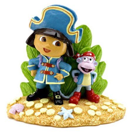 Pirate Dora & Boots - 3.5 in. Tall - Boot Dora