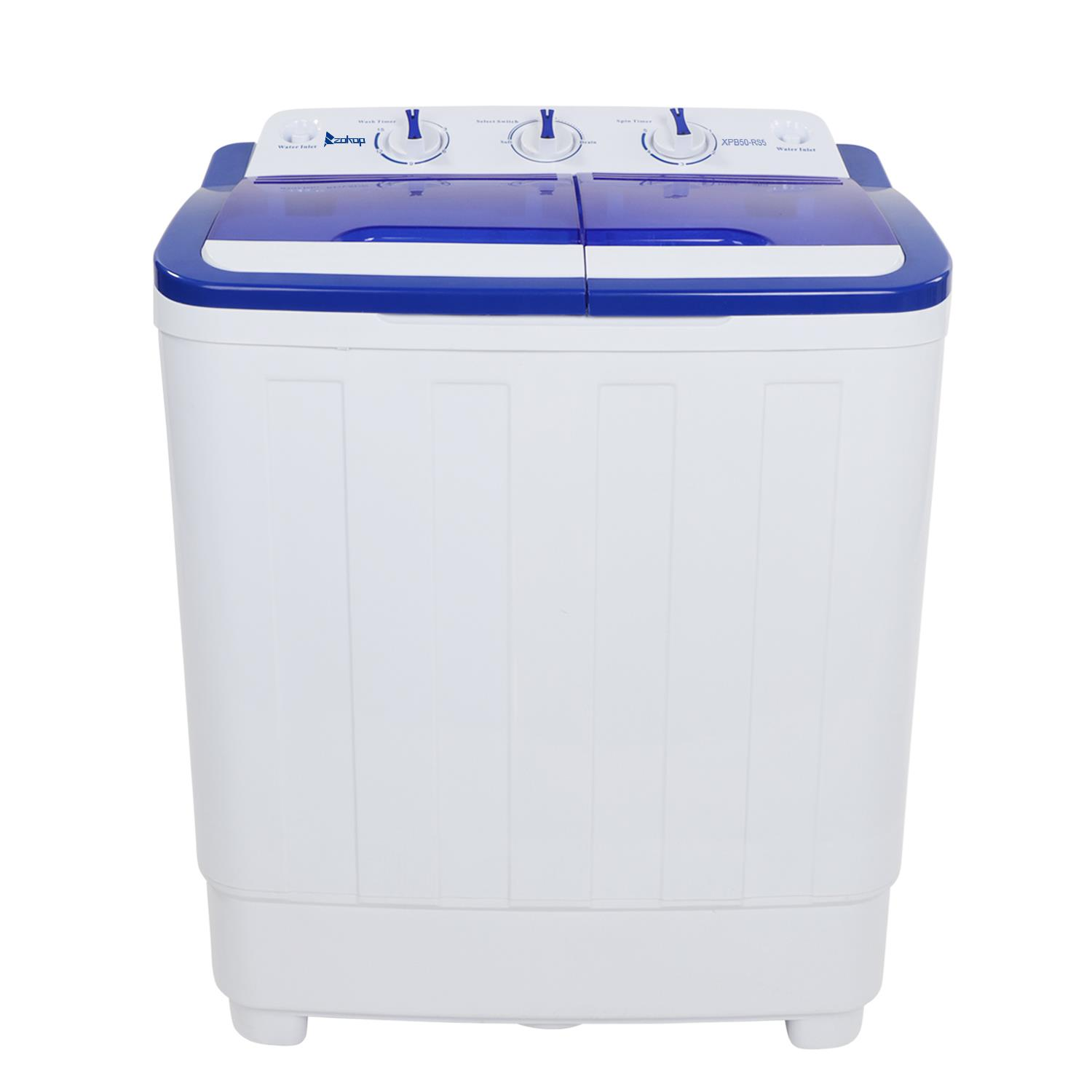 Capacity 3.6 kg with Timing Function Portable Home semi-Automatic ...