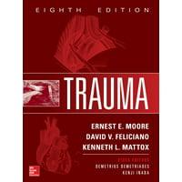 Trauma, Eighth Edition (Hardcover)