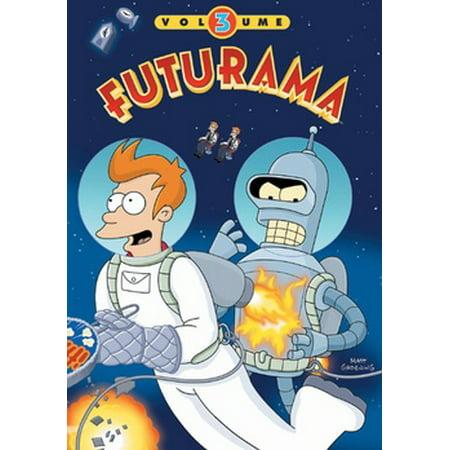 Futurama Volume Three (DVD) for $<!---->