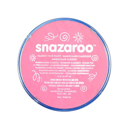 Snazaroo Classic Face Paint, 18ml, Pale Pink](Snazaroo Face Paint Halloween)
