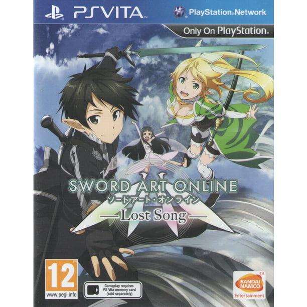Sword art online: lost song - ps vita - Sony - Jogos PS