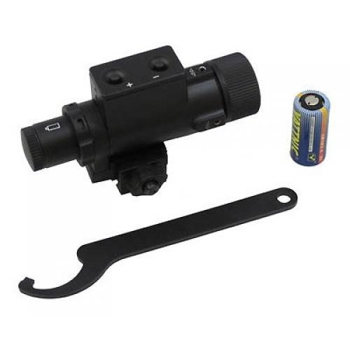 Long Range Illuminator in Black