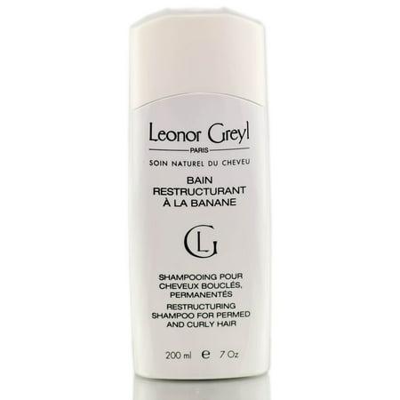 Leonor Greyl Bain Restructurant a la Banane Shampoo - Size : 7 (La Banane Gentle Everyday Shampoo)
