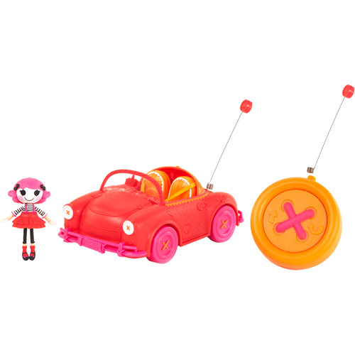 MGA Entertainment mga mini lalaloopsy rc car 27 mhz with ...