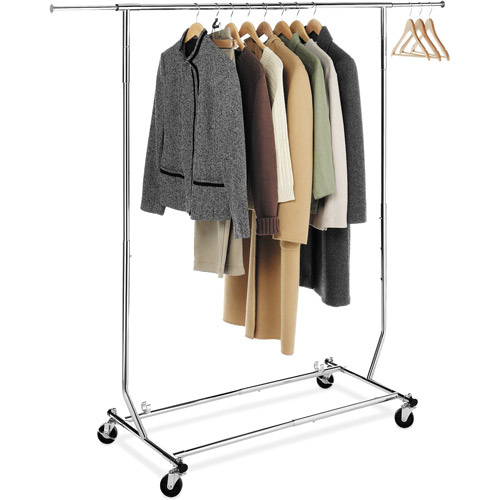 Whitmor Commercial Folding Garment Rack