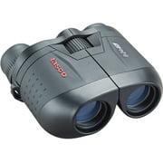 Tasco Essentials Zoom Binocular 8-24 power, 25mm objective, Black, Porro Prism