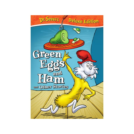 Dr. Seuss: Green Eggs & Ham and Other Stories (DVD)