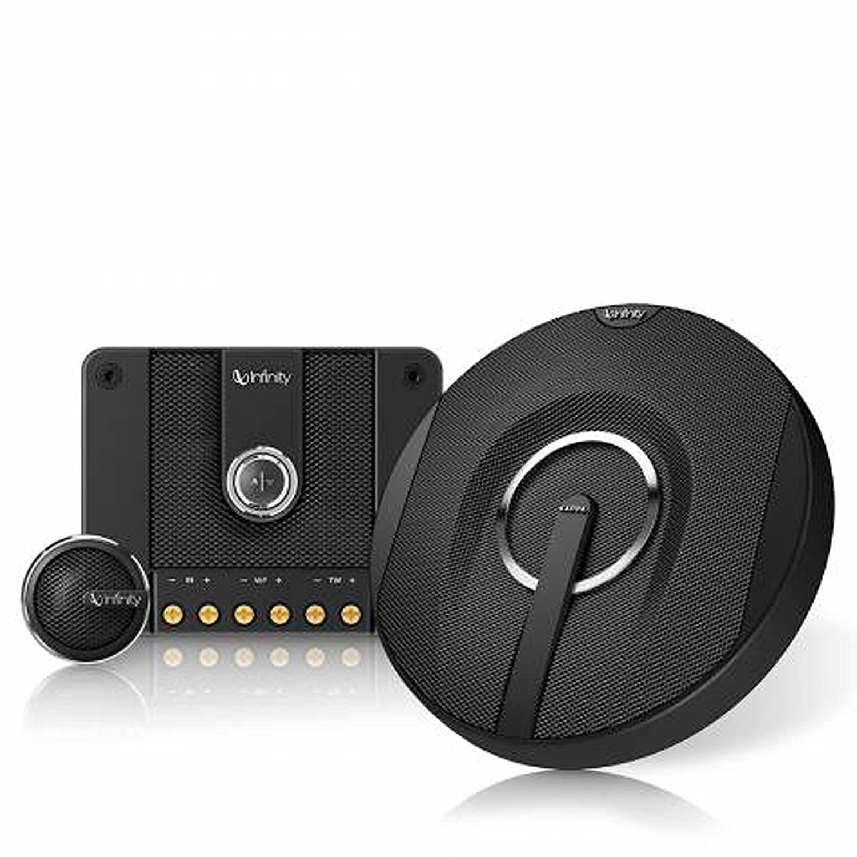 "Infinity Kappa 50.11CS 5-1/4"" component speaker system"