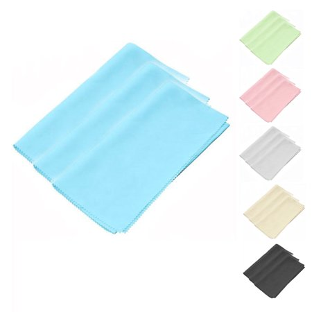 10 Lens Cloth (3 Cleaning Cloths OptiCloth Microfiber Optical Glasses Lens Towel Car Camera)