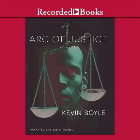 Arc of Justice - Audiobook -