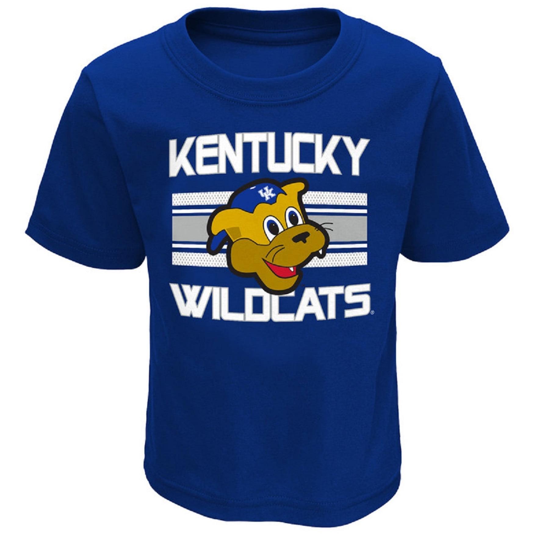 Toddler Royal Kentucky Wildcats Mascot T-Shirt