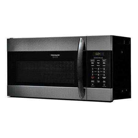 Frigidaire FGMV155CT Black Stainless Steel 30