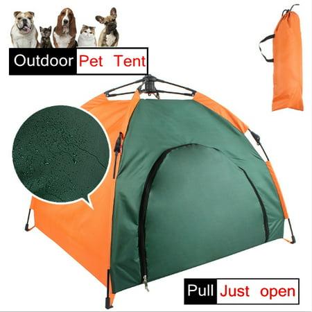 Portable Folding Camping Pet Dog Cat