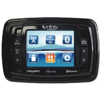 Infinity Harman INFPRV450 Bluetooth SiriusXM Marine Stereo Color Screen Marine Stereo Receiver